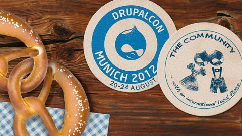 DrupalCon ist die Messe rund um die Open Source Software Drupal. In München verhalf Cocomore dem Event zu einem zünftigen Auftritt.